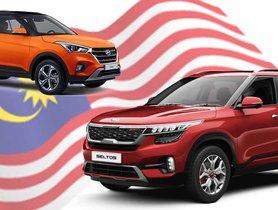 Malaysia Gets Kia Seltos with Same 1.6-Litre Petrol Motor as Old India-spec Hyundai Creta