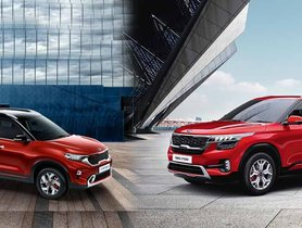 SPECIAL Features of Kia Sonet Absent Even on Kia Seltos