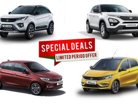 Tata Car Offers & Discounts September 2020: Upto Rs 80,000 Off on Tata Harrier