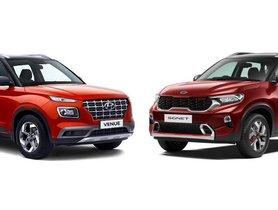 5 Advantages of Hyundai Venue Over Kia Sonet