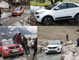 Tata Nexon Shows Its Rough-road Capabilities In 15 Real-world Scenarios – Video