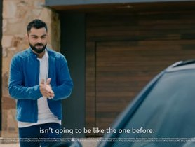 Here's A Special Message From Audi India And Virat Kohli