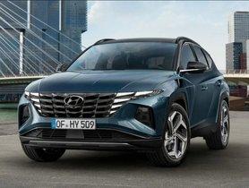 2021 Hyundai Tucson (India-bound) Revealed - Details Inside