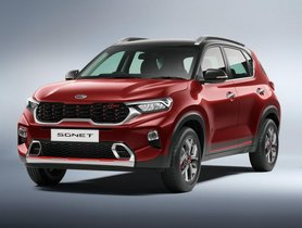 Kia Sonet Price To Be At Around Rs 8 -12 Lakh, Dealers Source Reveals
