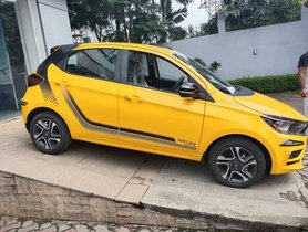 Tata Tiago 'Soccer Edition' Costs Just Rs 8k Extra, Looks Uber Cool