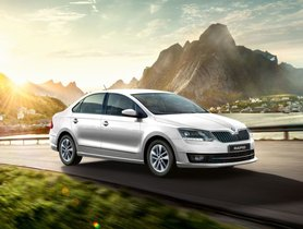 Skoda Rapid AT Launched, Continues To Be Affordable - Prices Inside