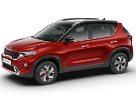 Kia Sonet Launched, Offers Best-in-class Mileage - PRICE LIST INSIDE