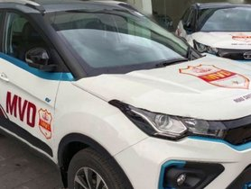 Kerala MVD Gets Tata Nexon EV For Patrolling Duties