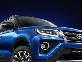 Toyota Urban Crusier (Repurposed Maruti Brezza) To Launch Today