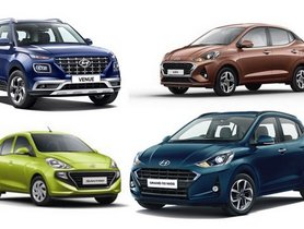 Hyundai Venue to Santro - Top 5 Hyundai Cars Under Rs 10 Lakh (With Video Review)