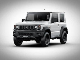 Suzuki Jimny Light Commercial Vehicle Launched In Europe