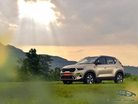 Kia Sonet 1.0-litre Turbo Petrol Engine Likely To Get Manual Gearbox
