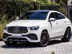 Mercedes-Benz AMG GLE 53 Coupe Launched in India