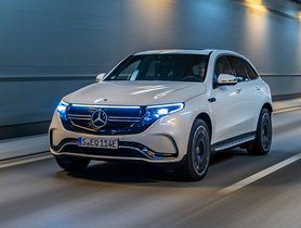 5 Things About The New Mercedes Benz EQC You Should Know