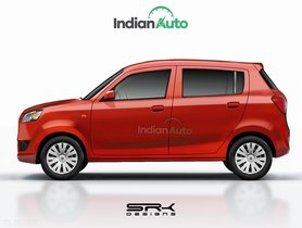 Here's What Next-gen Maruti Alto Could Look Like!