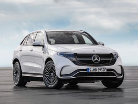 Mercedes-Benz EQC Launch On October 8, Will Be India's First Luxury-electric SUV