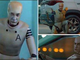 Watch Aamir Khan as Crash Test Dummy Driving Kia Seltos In Ceat TVC