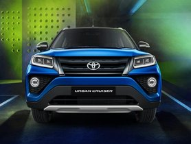 Toyota Urban Cruiser Variant-Wise Features Detailed