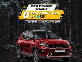 Many Dealers Offering Attractive Finance Schemes On Kia Sonet