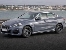 BMW 2 Series Gran Coupe To Launch On October 15
