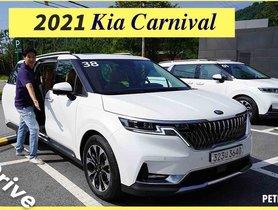 New Kia Carnival Review by a Hyundai Palisade Owner