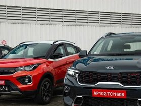 Here's How Kia Sonet Fares Against Tata Nexon and Hyundai Venue