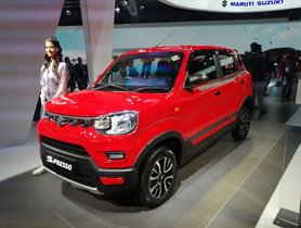 More Than 200 Units of Maruti S-Presso Sold Everyday in Last One Year