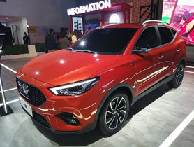 MG India Planning To Launch ZS Petrol, Will Be Cheaper Than Hector