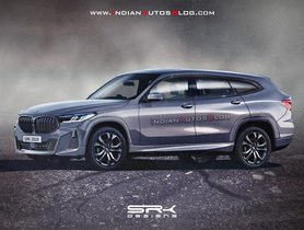 2021 BMW X8 Rendering - Here's What the Flagship Bavarian SUV Could Look Like