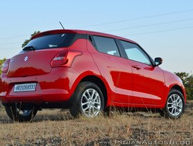 1 Maruti Swift Being Sold Every 2 Minutes