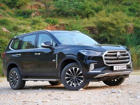 MG Gloster Launched, Rs 32,000 COSTLIER Than Toyota Fortuner