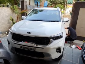 Kia Sonet HTX+ EASILY Modified Into GTX+ Model