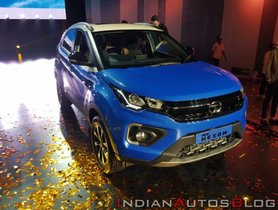 Only Tata Nexon Registers Positive Sales Growth In The Compact SUV Segment