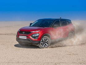 Tata Harrier Available With Discounts Of Up to Rs 70,000 Now