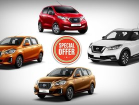 Discounts & Offers on Nissan in October 2020, All Details