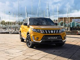 Maruti Plans To Launch Suzuki Vitara in India, Will Rival Hyundai Creta & Kia Seltos