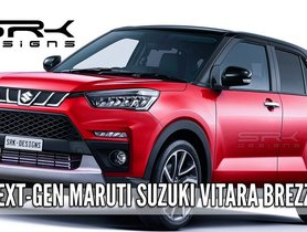 All-new Maruti Vitara Brezza Coming in 2022