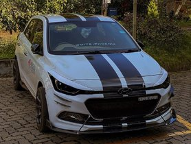 This is India's Most Aggressive Looking Modified Hyundai Elite i20