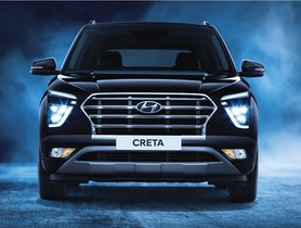India-made Hyundai Creta Crosses 2 Lakh Export Sales Milestone