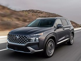 New Hyundai Santa Fe Specs and Details Are OUT