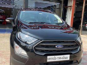 This Ford EcoSport Preserves Its Factory Finish with PPF
