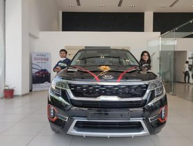 Kia Seltos Anniversary Edition Deliveries Commence