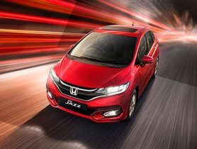 Honda Jazz Offered With Up to Rs 60,000 Discount This Festive Season