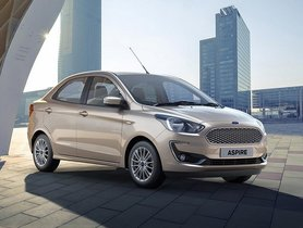 Ford Aspire Service Costs, Intervals, Maintenance Cost & More