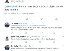 All-new Skoda Octavia & a Mid-size SUV Slated For Launch Next Year