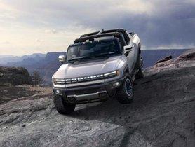 GMC Hummer Revealed With 1,000 HP And 350-Mile Travel Range