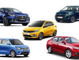 Maruti Dzire to Tata Tiago - Top 5 Automatic Cars Under Rs 8 Lakh