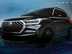 Mahindra Alturas Facelift to be Showcased TOMORROW