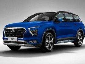 Hyundai Creta 7-seater To Launch Later This Year