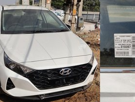 Features List of All-new Hyundai i20 Asta(O) Trim Leaked